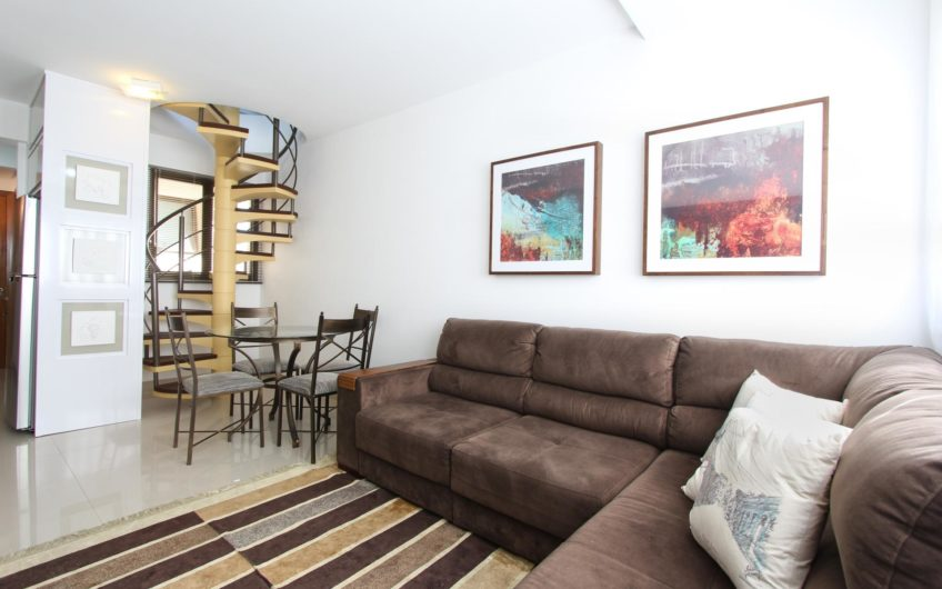 Two levels apartment