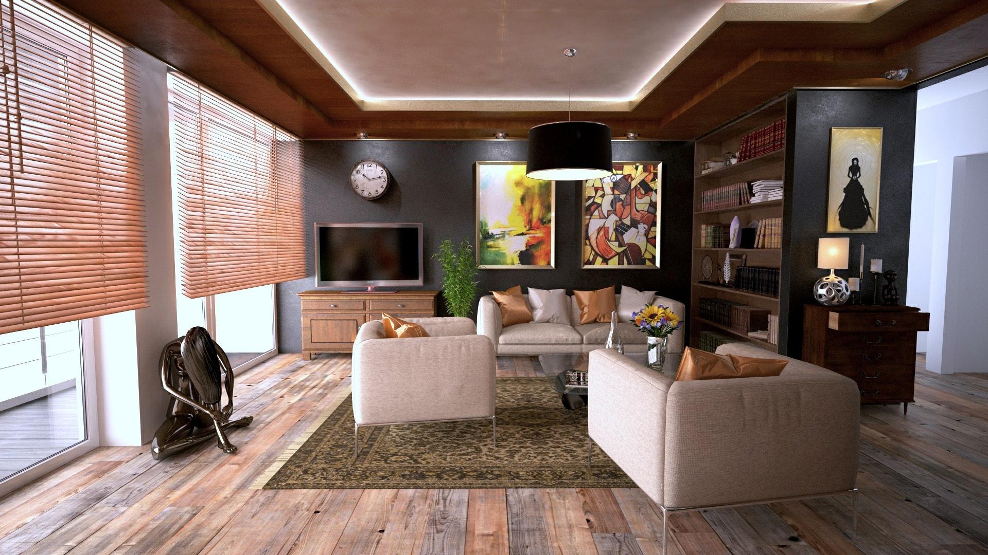 5 dicas para economizar na decoração da casa nova